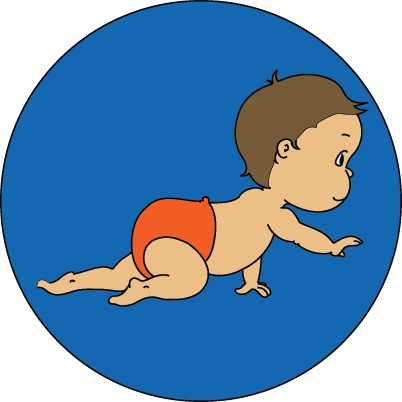 Intellidance Babies Badge